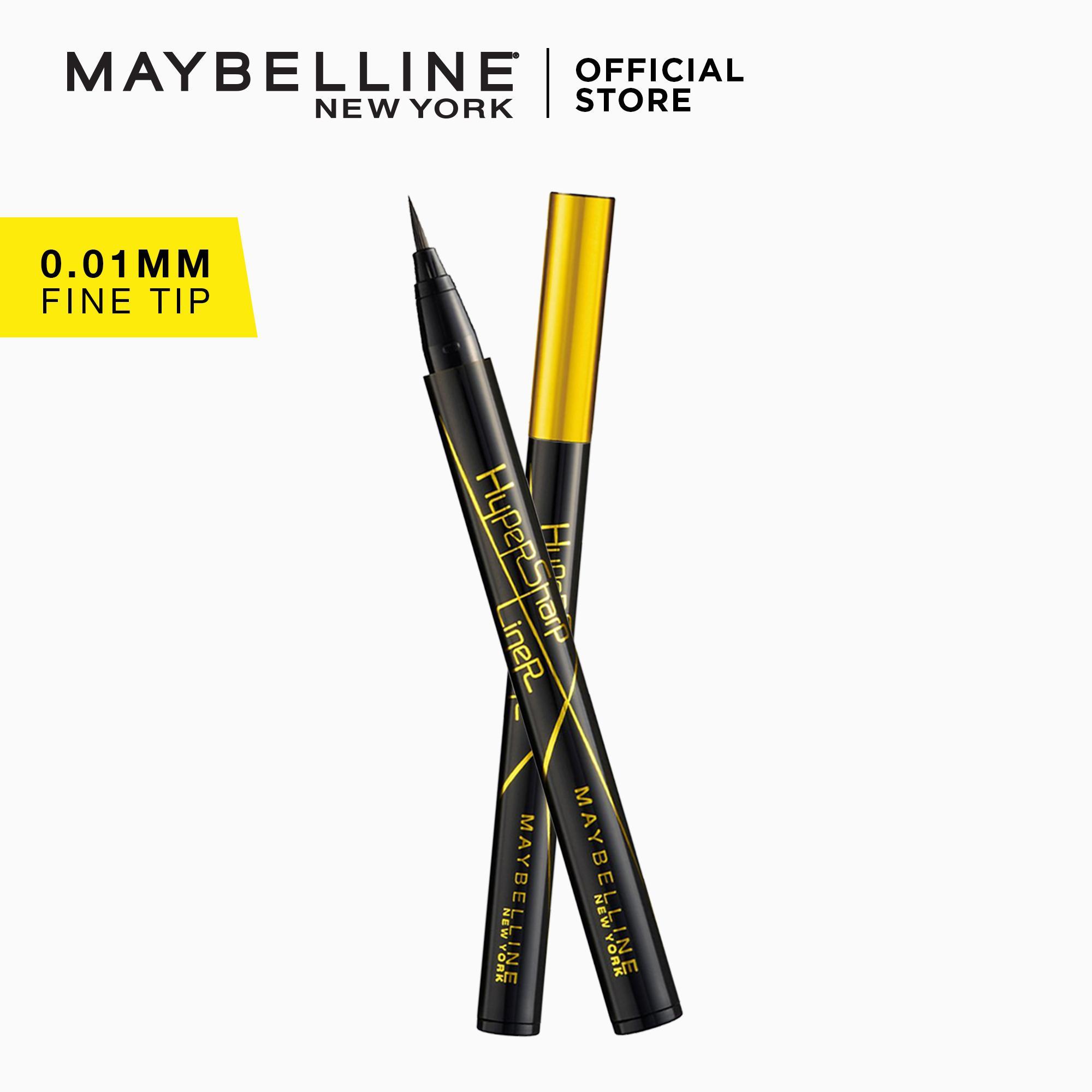 Hypersharp Laser Liquid Pen Eyeliner - Black [ultra Precise] By Maybelline By Maybelline.