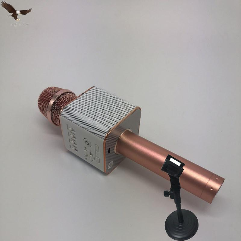 Mini Condenser Microphone With 3 5mm Plug Mobile Phone And Micstandgold Intl ;