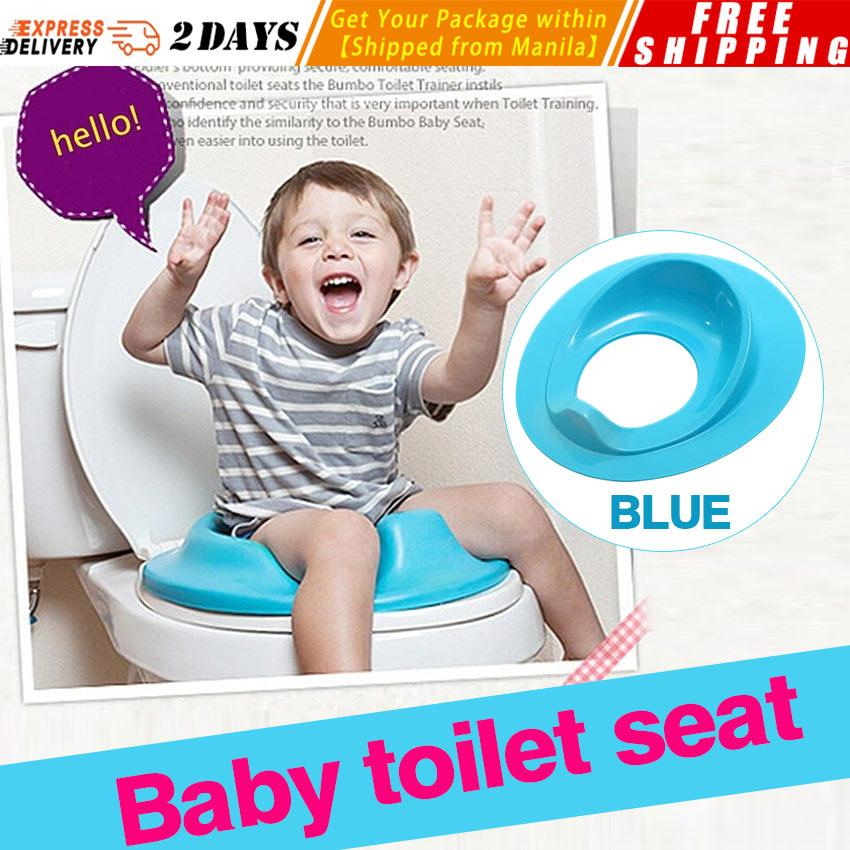 Children Toilet Potties Baby Potty Safe Seat for Grils Boy Trainers Comfortable Portable Toilet Ring Simple