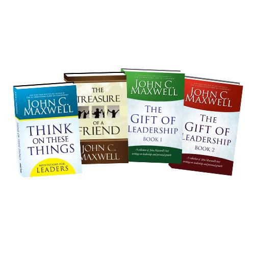 Maxwell book bundle in Mini-Book Format