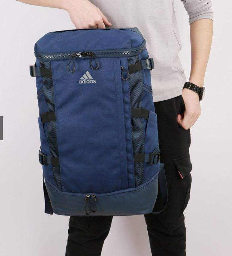 2018 Adidas Casual Backpack Shoulder Bag Rucksacks Travel Bag - GOOD HIGH  QUALITY 07a4dcfd332e7