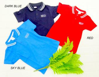 Polo Shirt for Boys Plain Colors