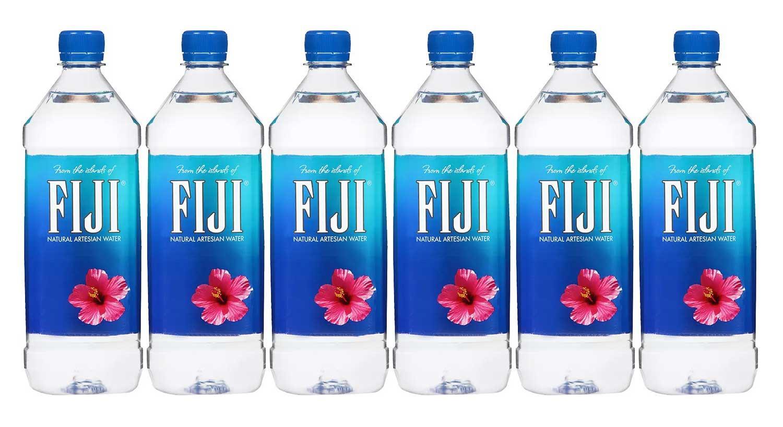 Fiji Natural Artesian Water 500ml SET OF 6 / USA