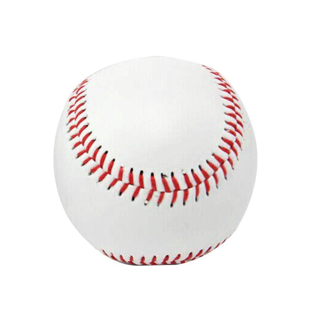 Crazy Sale Soft Safety Kids 9  Sports PVC Upper Rubber Inner Baseball Balls  For Training 85bbf6c9d9a