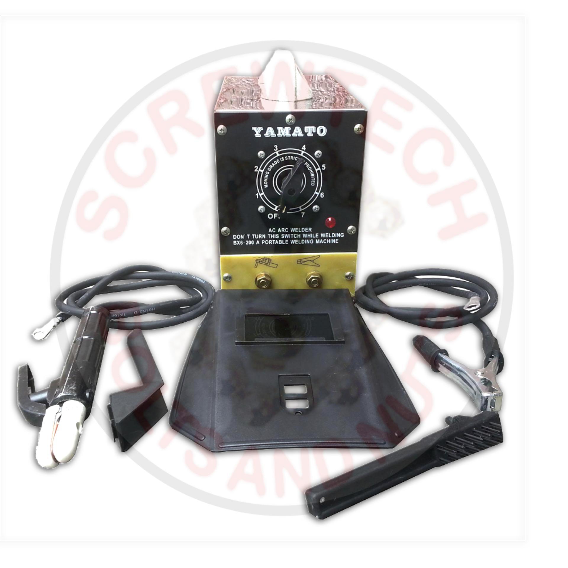 Yamato Stainless Portable Welding Machine 300AMP