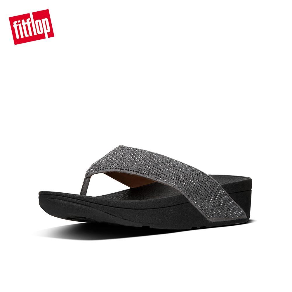 e3de218dd38064 FitFlop Women s Sandals L23 RITZY TOE-THONG SANDALS Leather DRESS  lightweight comfort fashion New