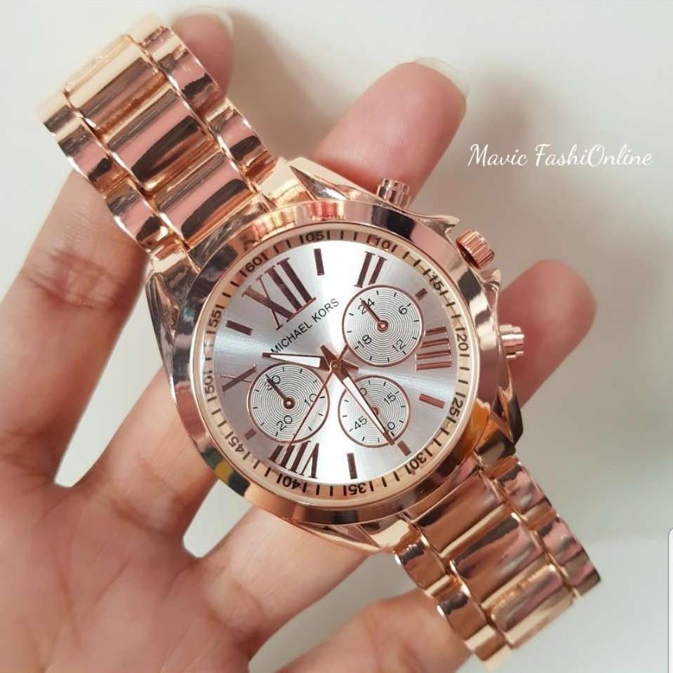 Michael Kors Philippines Watches For Women Sale 3131 Big Bradshaw Watch