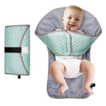 Deluxe Edition 3 With 1 Baby Pad Diaper Assistant By Ch-Fashion.