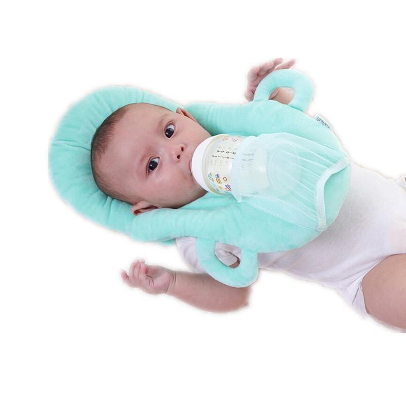 Newborn Pillow Baby 2in1 Bed Feeding By Luckylkh2 Shop.