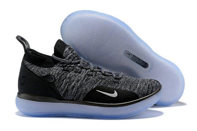 64ad5e06f6b6 High Quality Nike Zoom KD 11 EP Black AO2605 004 NBA Kevin Durant Men s Basketball  Shoes