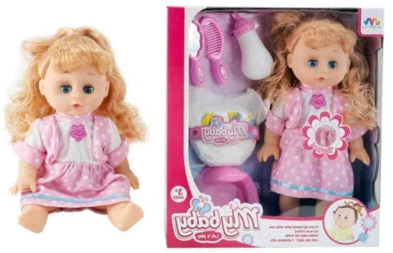 Emily doll nude valuable information