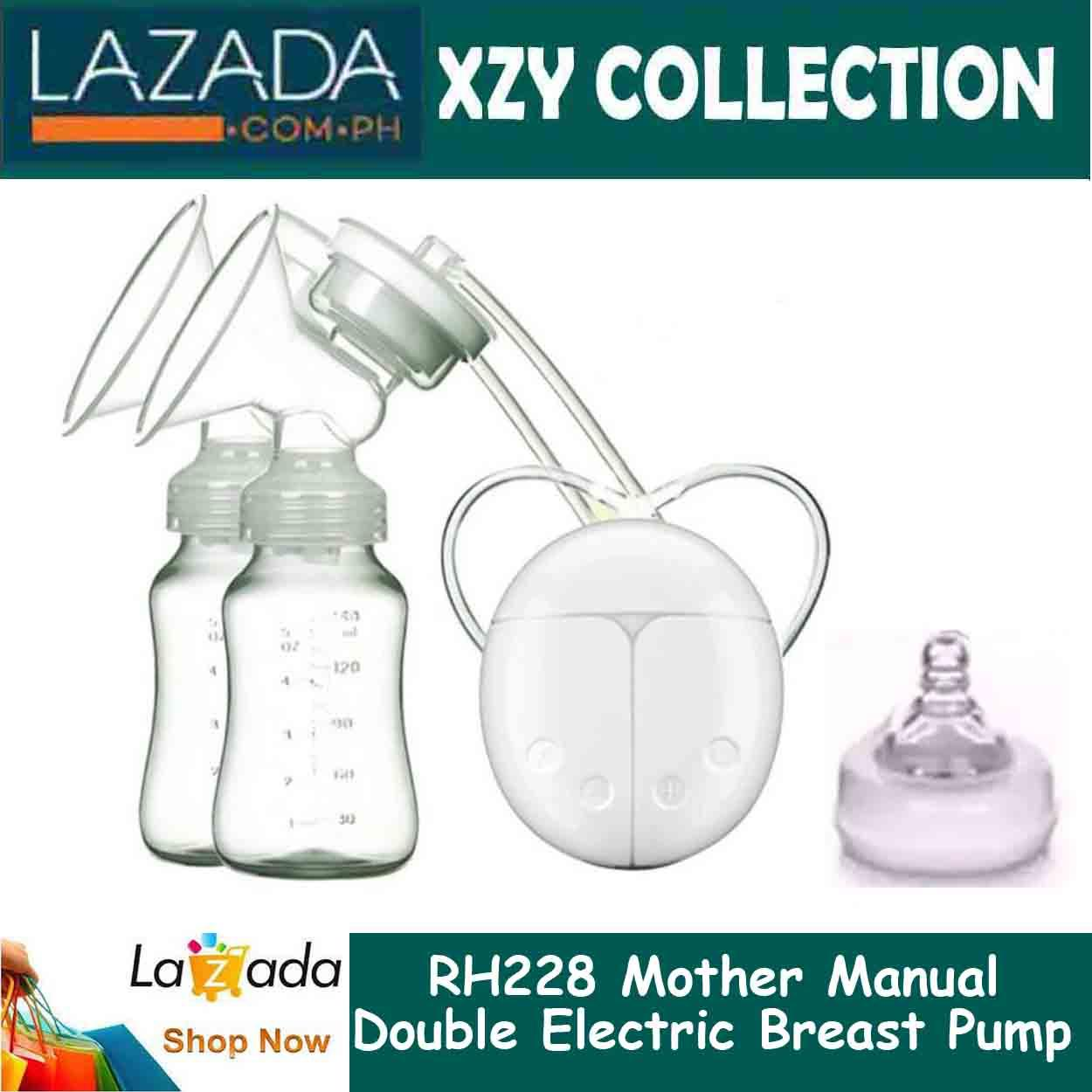 Breast Pump For Sale Mothers Online Brands Prices Unimom Allegro Electric Tickle Rh228 Mother Manual Double White