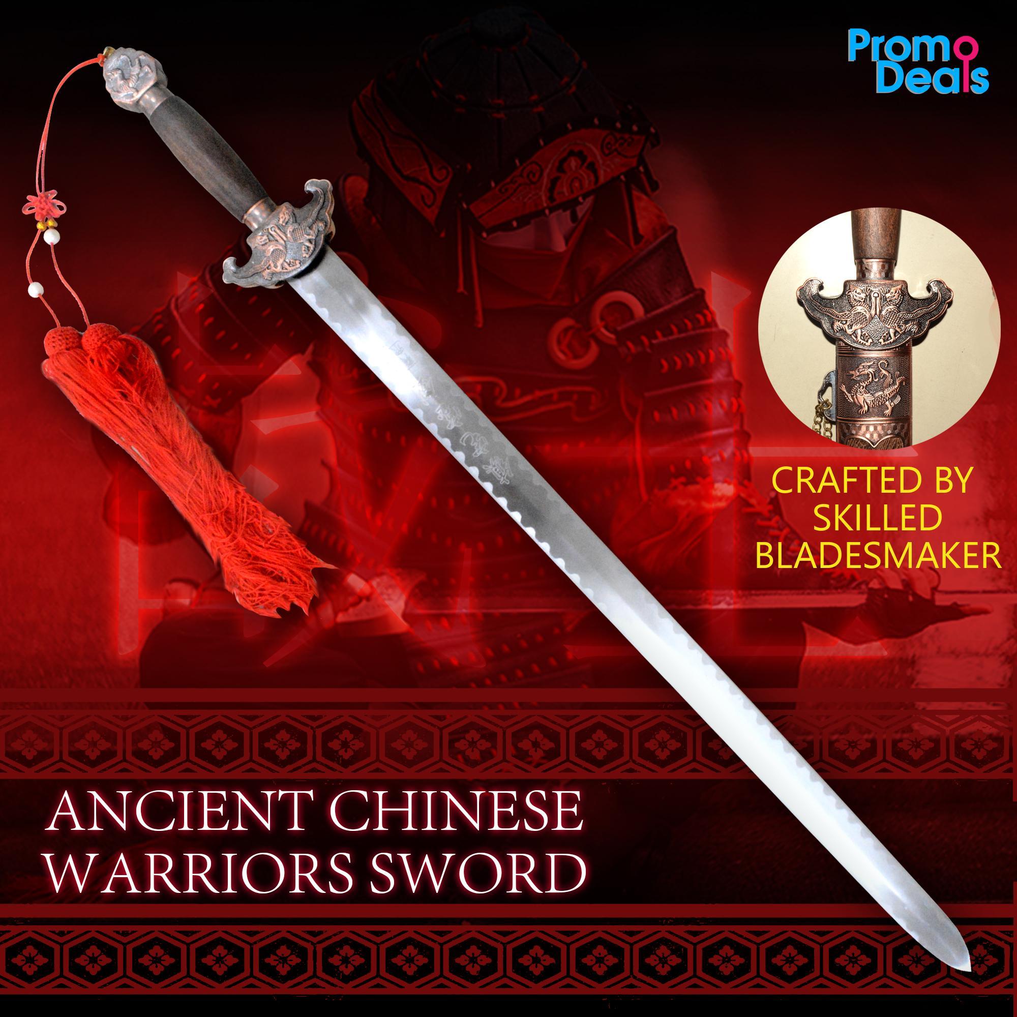 Traditiional Ancient Chinese Katana Stainless Steel