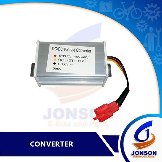 Converter 48v60v-12v By Jonson E-Bike And Spare Parts.