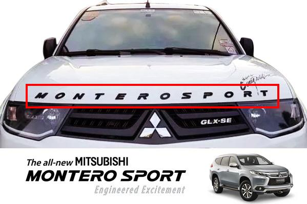 Mitsubishi Montero Philippines - Mitsubishi Montero Emblems for sale