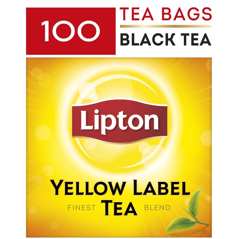 Lipton Yellow Label Tea 100x2g