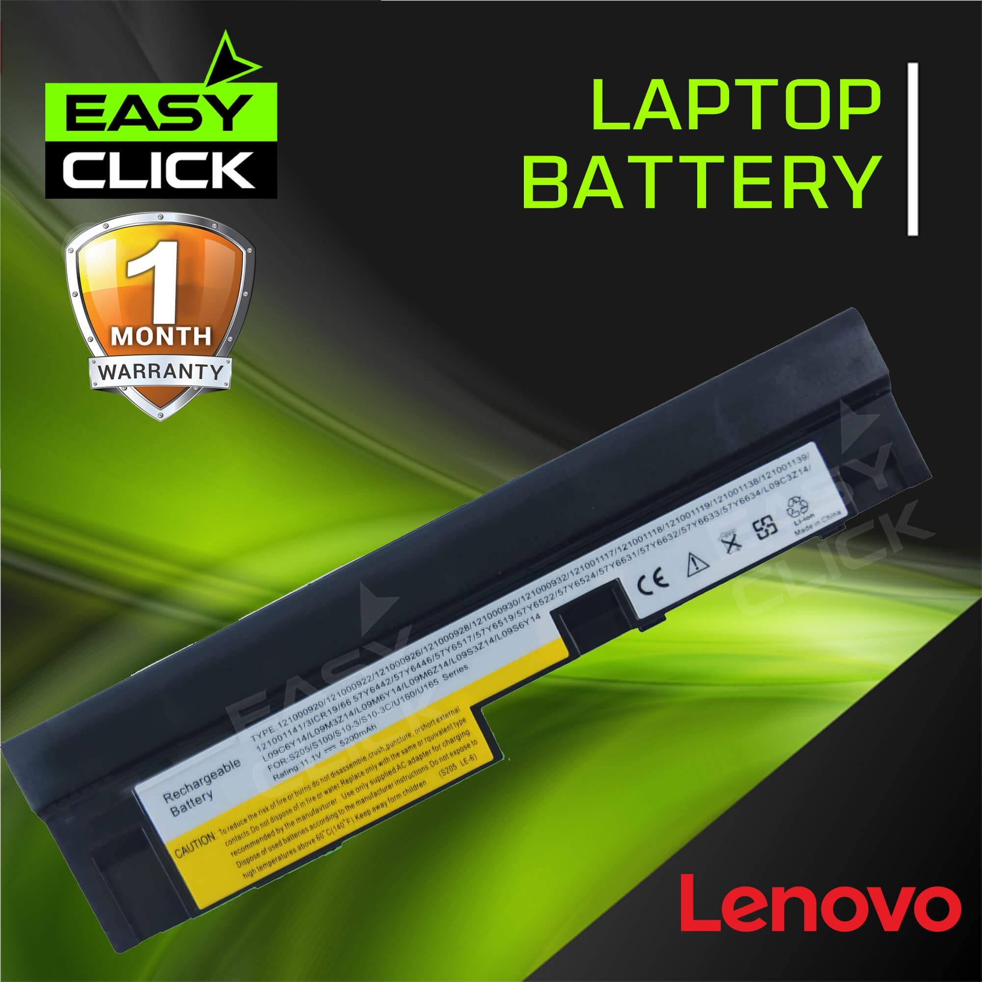 Laptop notebook battery for Lenovo Ideapad S10-3, S10-3S, S205, S100 S205