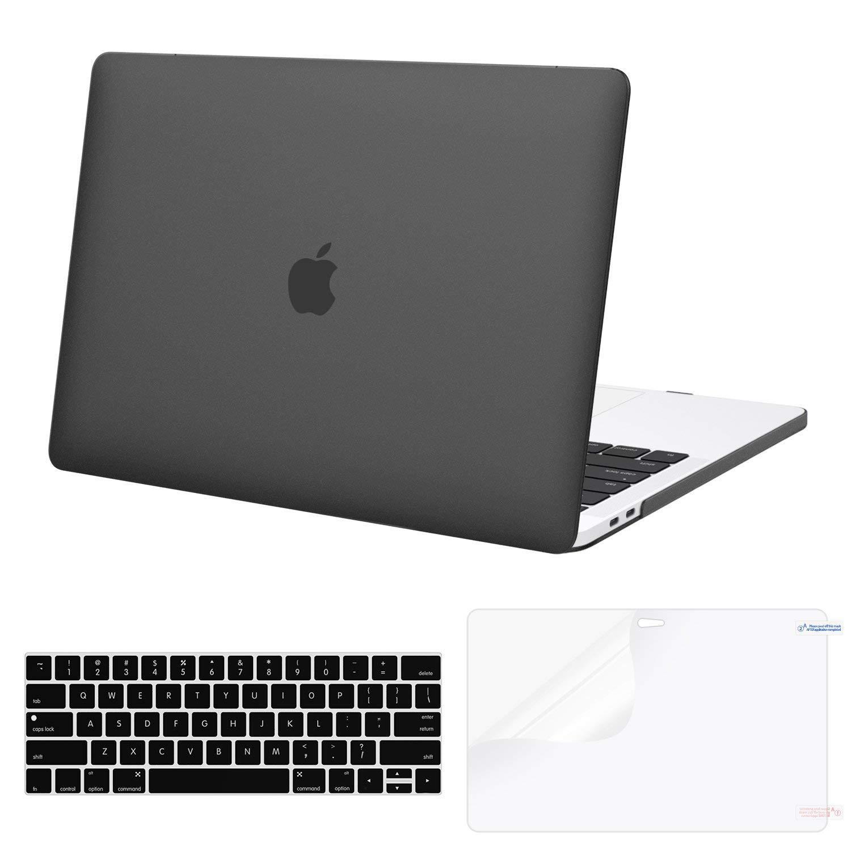 MacBook Pro 13 Case 2018 2017 2016 Release A1989/A1706/A1708, Plastic Hard