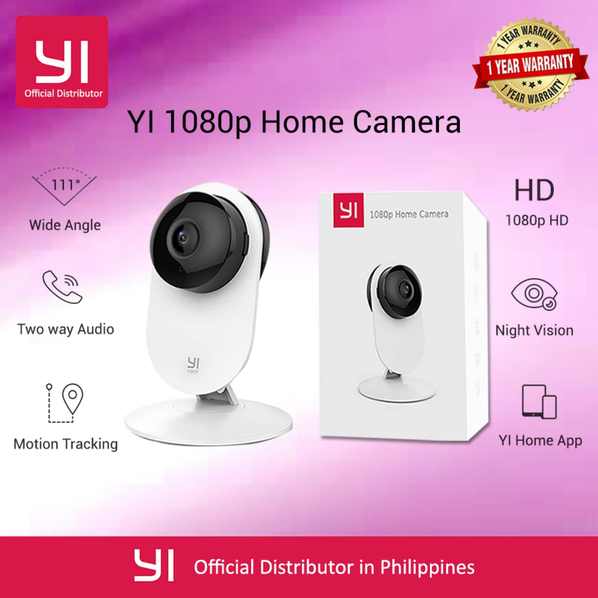 Ip Camera For Sale Security Prices Brands Specs In Kamera Xiao Fang Xiaomi 1080p Cam Cctv Yi Home Monitor Wireless Surveillance System Cloud Available
