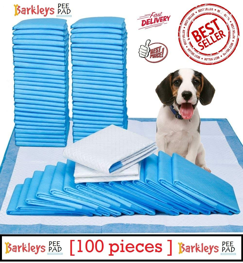 Barkleys Dog Training Pad 32 X 45 100 Count