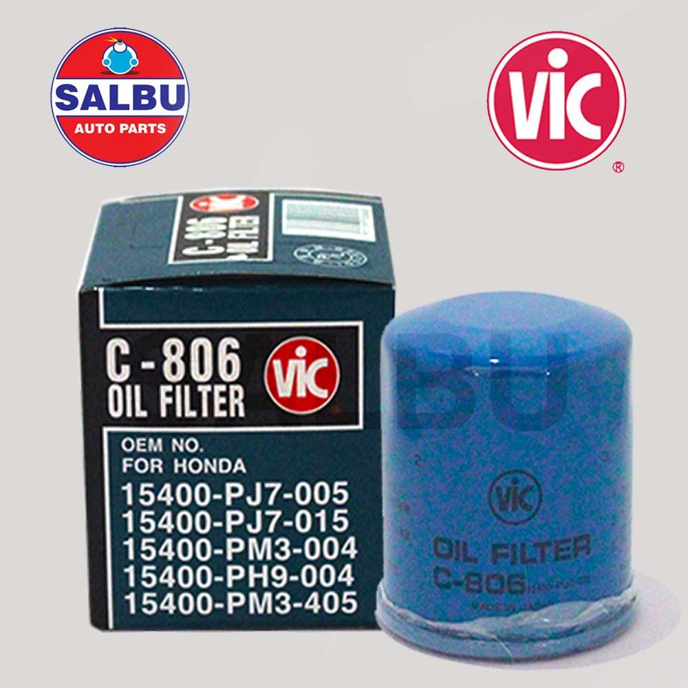 Oil Filter For Sale Adapter Online Brands Prices 2006 Ford Fuel Cap Vic C 806 Honda City Civic Cr
