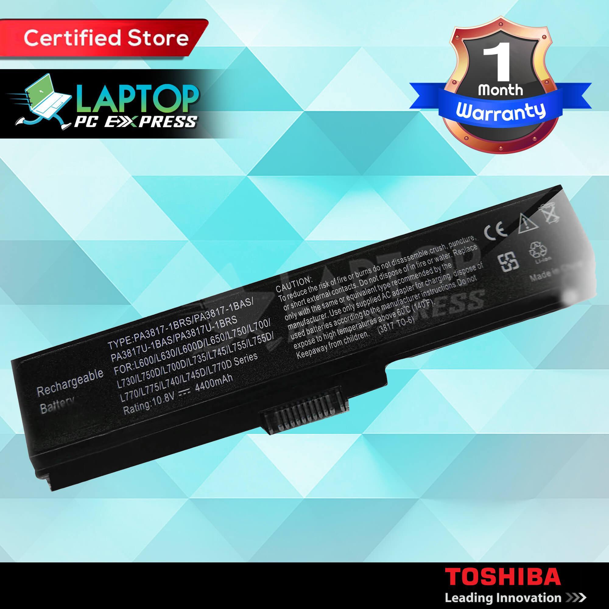 Laptop Battery PA3817U-1BRSfor Toshiba M645 ,P740 P745 , P745D ,P750 ,P755  Series,P755D Series,P770 Series, P775 Series,P775D Series, Pro C650 Series,