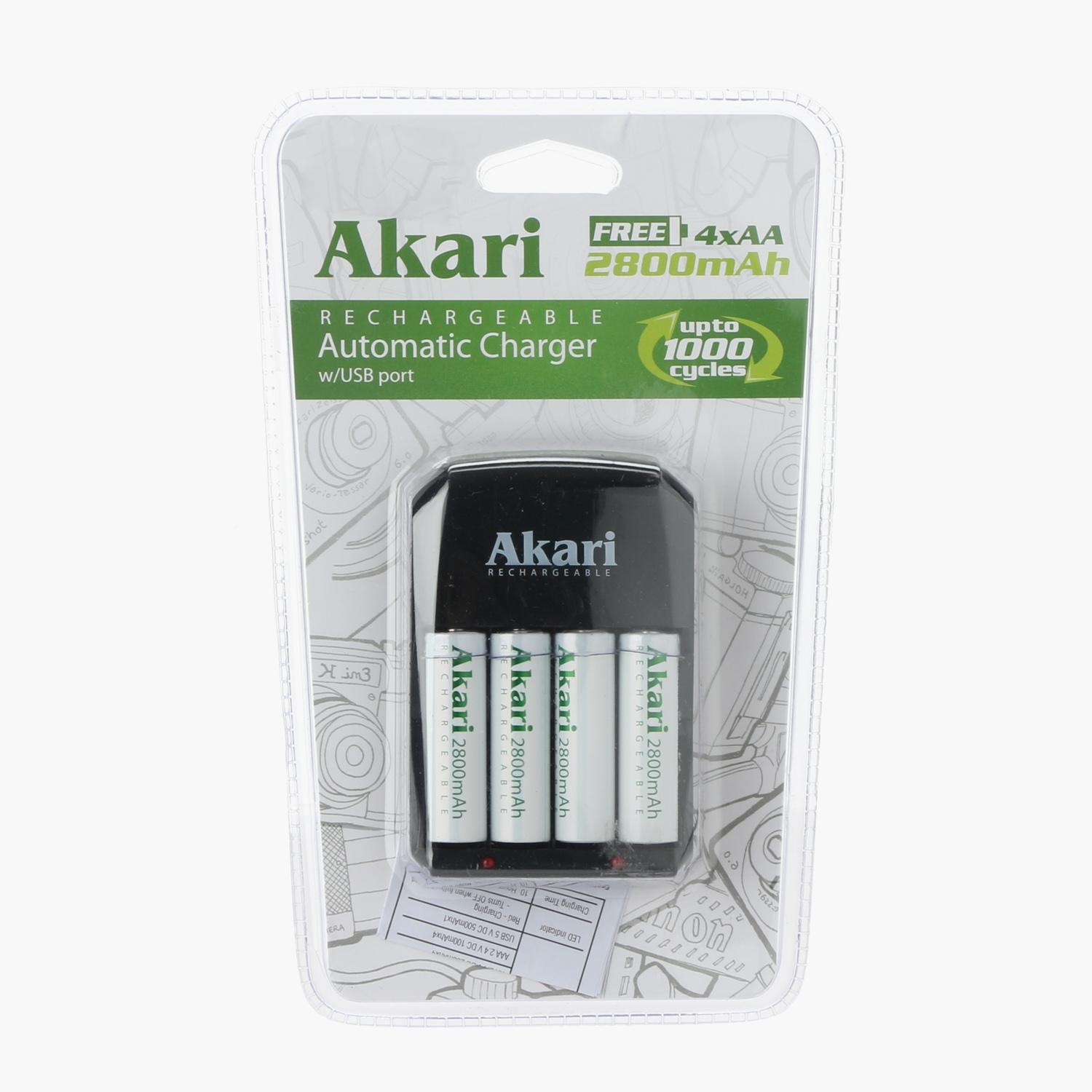 Electrical Battery For Sale Batteries Prices Brands E90 Electric Scooter Parts Diagram Akari Rechargeable Automatic Charger With Usb Port Arbc 802