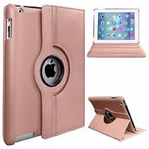 Rotate Flip Case For Ipad 2, Ipad 3, Or Ipad 4 By Techtrance.
