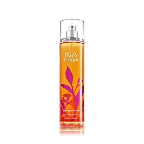 Bath And Body Works White Ginger Tea Fine Fragrance Mist 236 Ml
