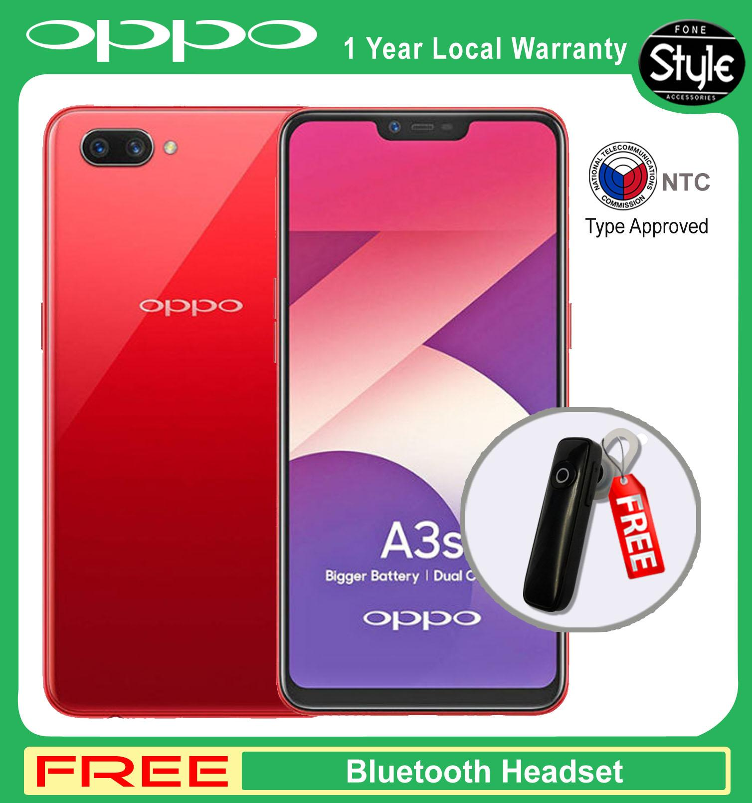 7 Item Accessories. Source · Oppo A3s 6.2'' ...