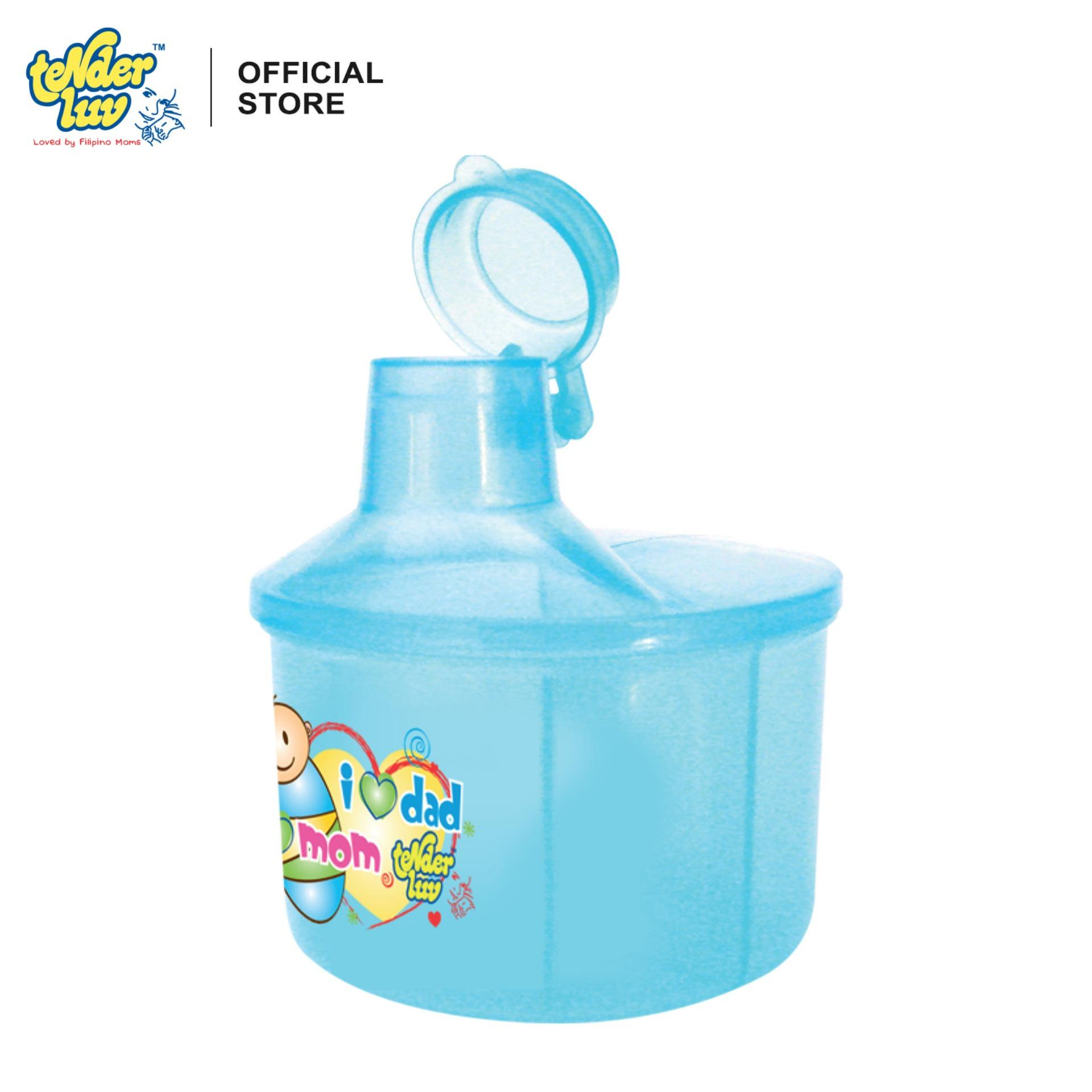 Tender Luv Revolving Milk Powder Container