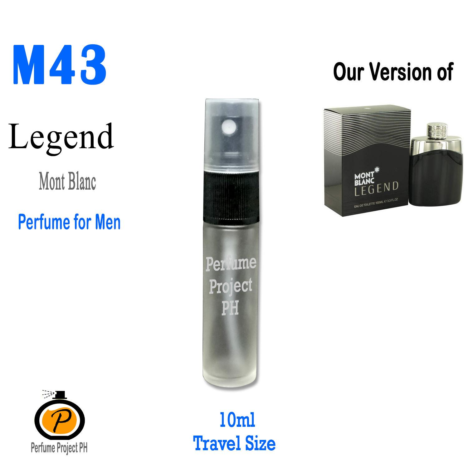 Buy Sell Cheapest Mstore Mont Blanc Best Quality Product Deals Parfum Original Legend For Men 100ml Perfume Project Ph 10ml Travel Size M43 Our Version Of By
