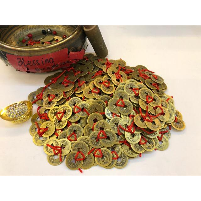 Money Coin Good Luck For Business By Lucky Charm Dm.