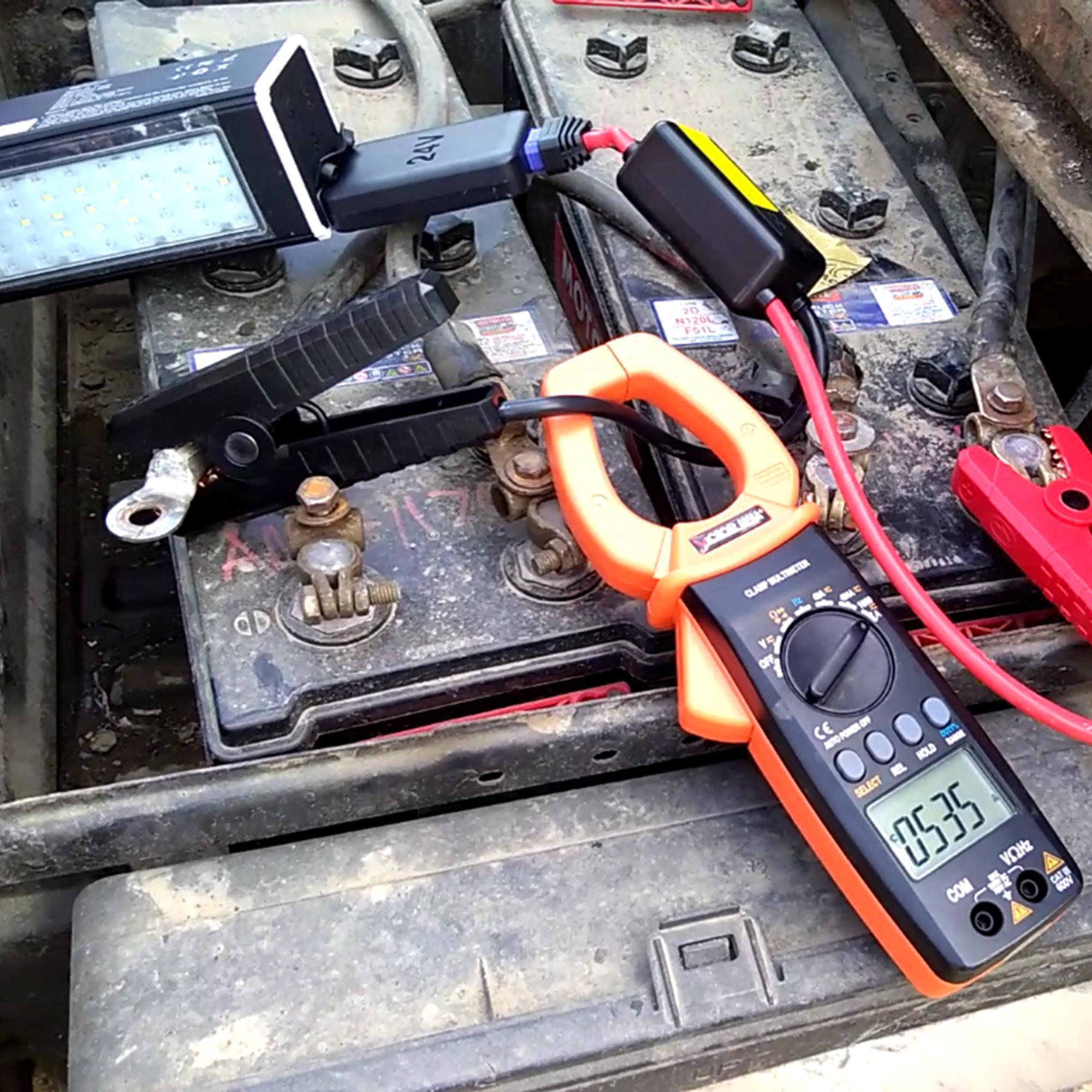 Car Battery Charger For Sale Jump Starter Online Brands Prices Reverse Polarity Protection Gulen Gl10 Black Heavy Duty 12v 24v Portable Truck Power