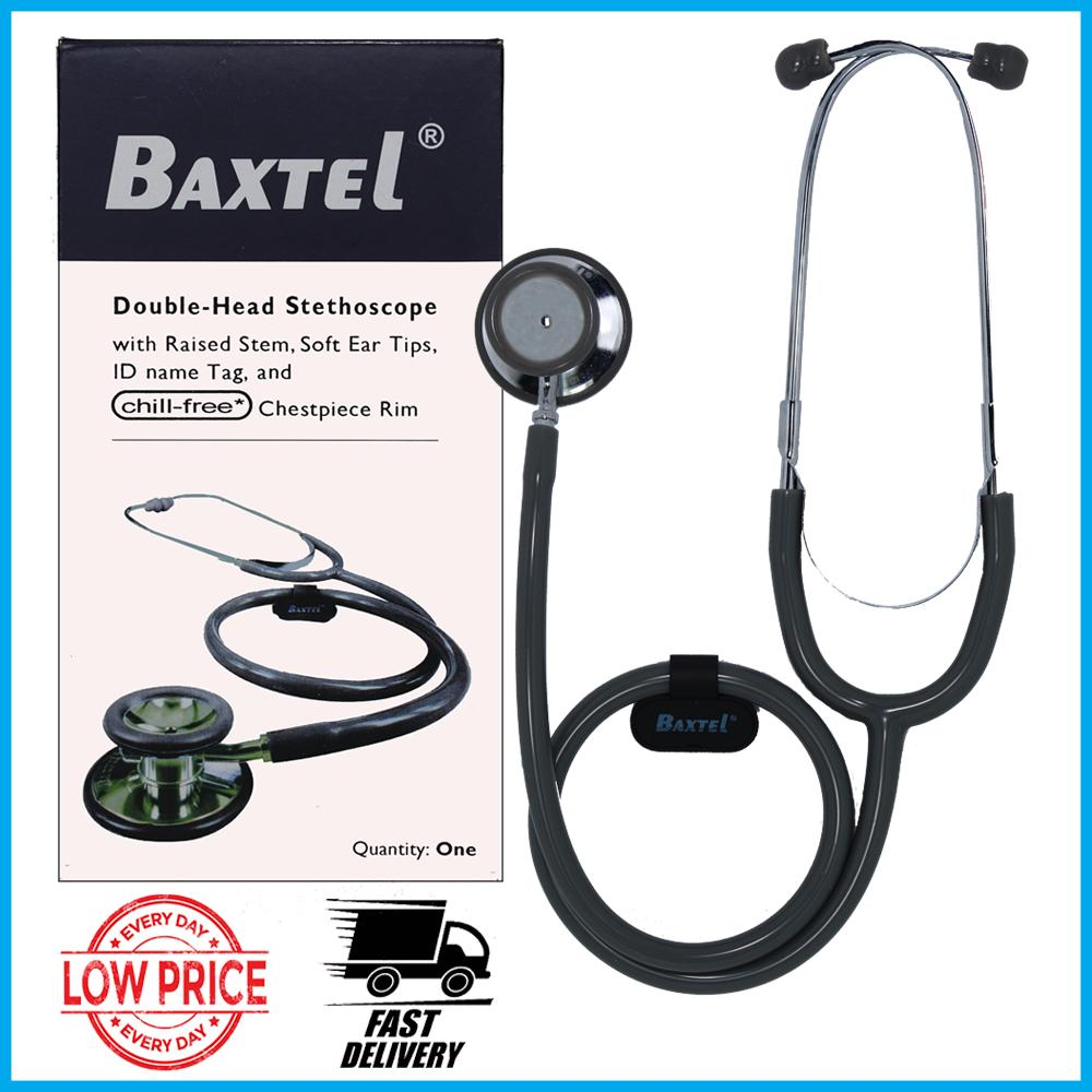 Baxtel Stethoscope (Double-Head - Adult and Pediatric)