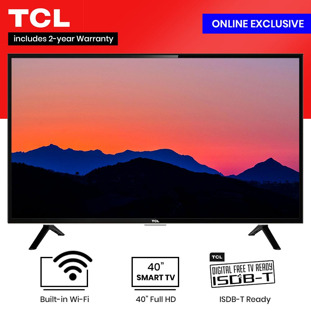 Tcl Philippines Tv For Sale Prices Reviews Lazada Attractive Lighting Circuit Using 40 Led39s Inch Screen Smart Digital 40s6200