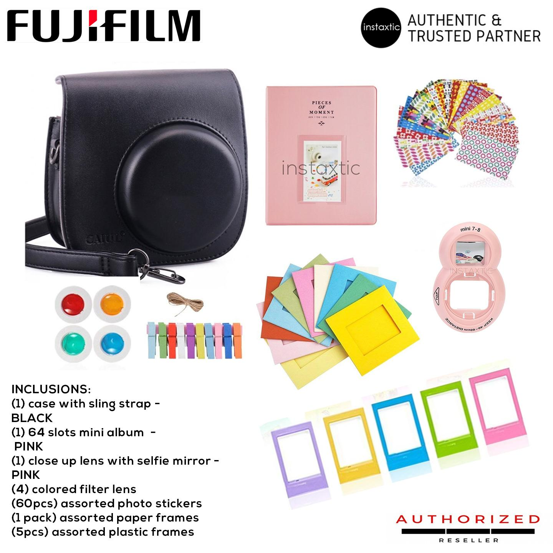 Instant Camera Accessories For Sale Items Prices Fujifilm Instax Mini Album Kamera Polaroid 2nan Colorful Brands Specs In Philippines