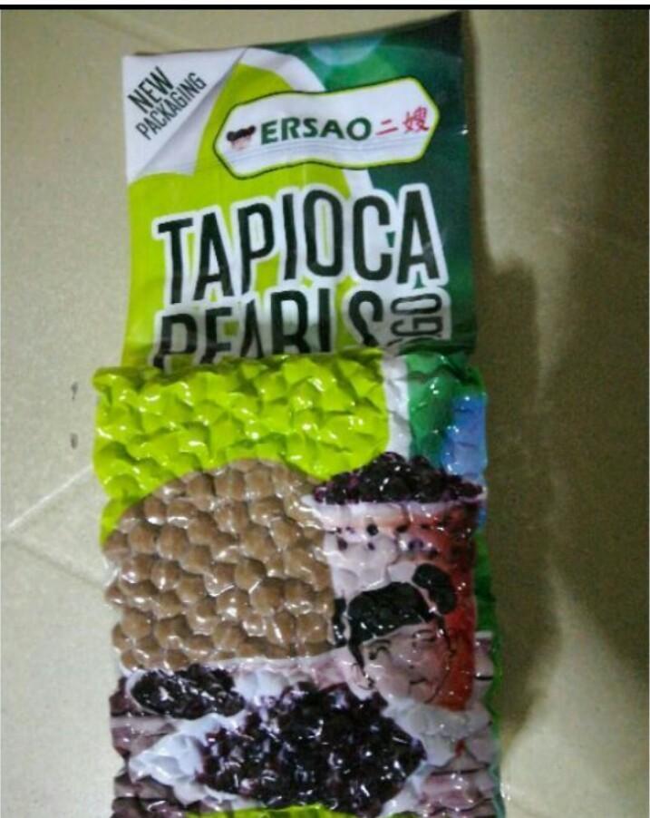 Ersao Tapioca Black Pearl /sago