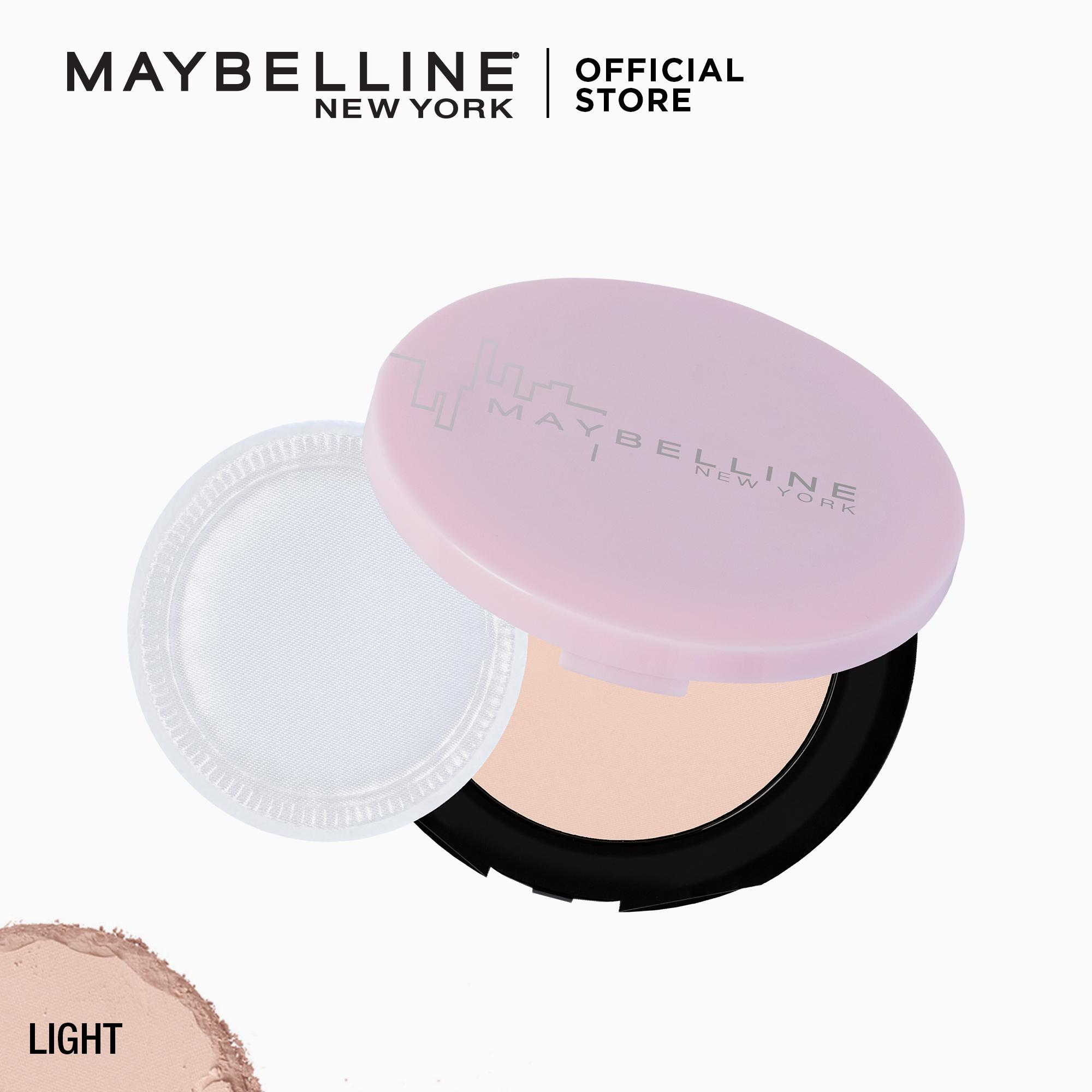 Clear Smooth Pressed Powder - 01 Light by Maybelline Philippines
