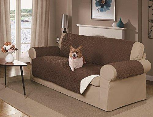 Couch Coat Reversible Sofa Cover Double Seat