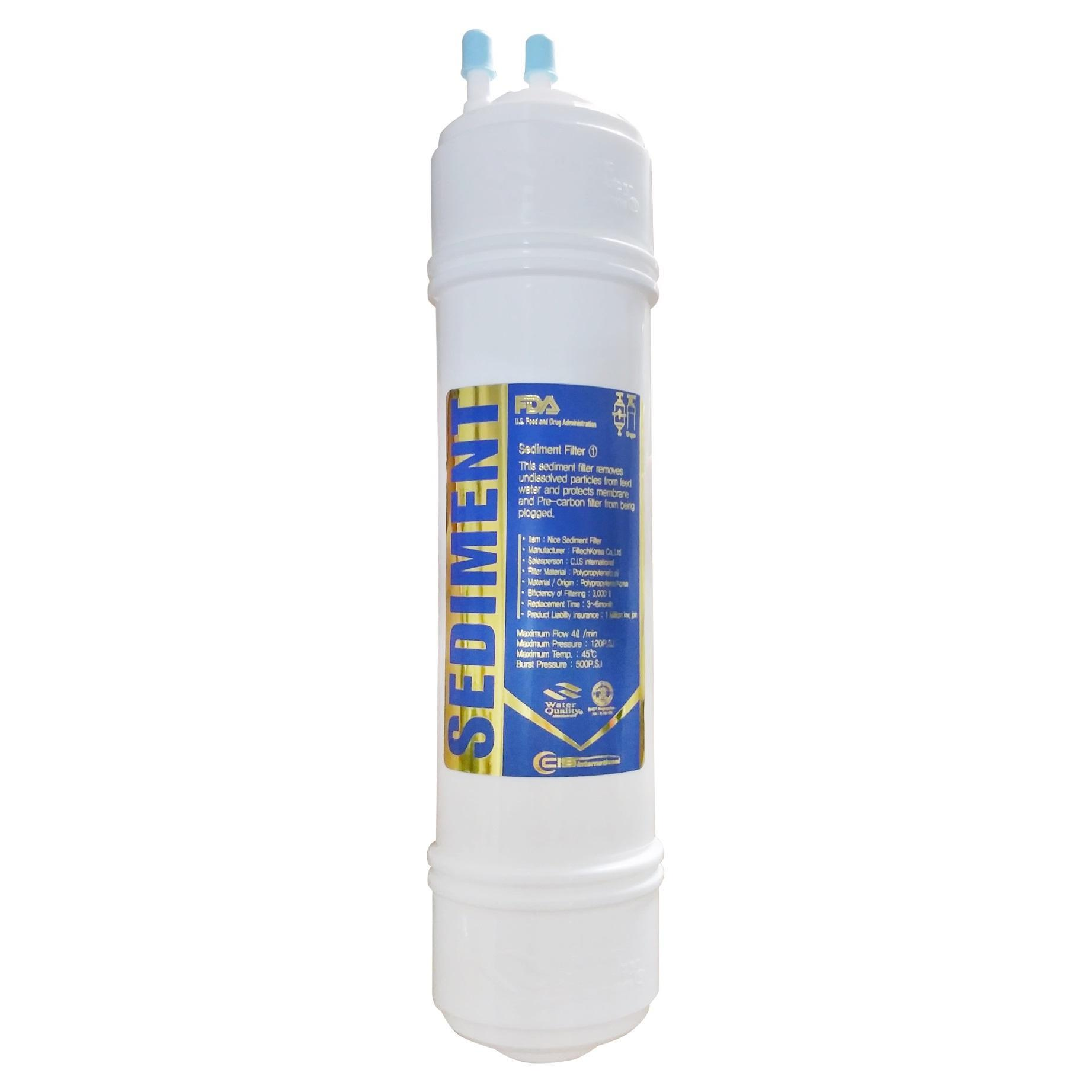 SEMTER Alkaline Filter - Sediment