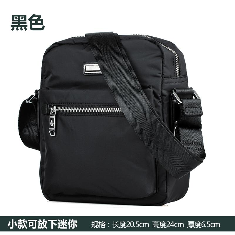 6a3f7548a0a Santa barbara POLO&RACQUET CLUB Men s bag bags Shoulder bag bags Canvas  Leisure Shoulder bag bags Oxford