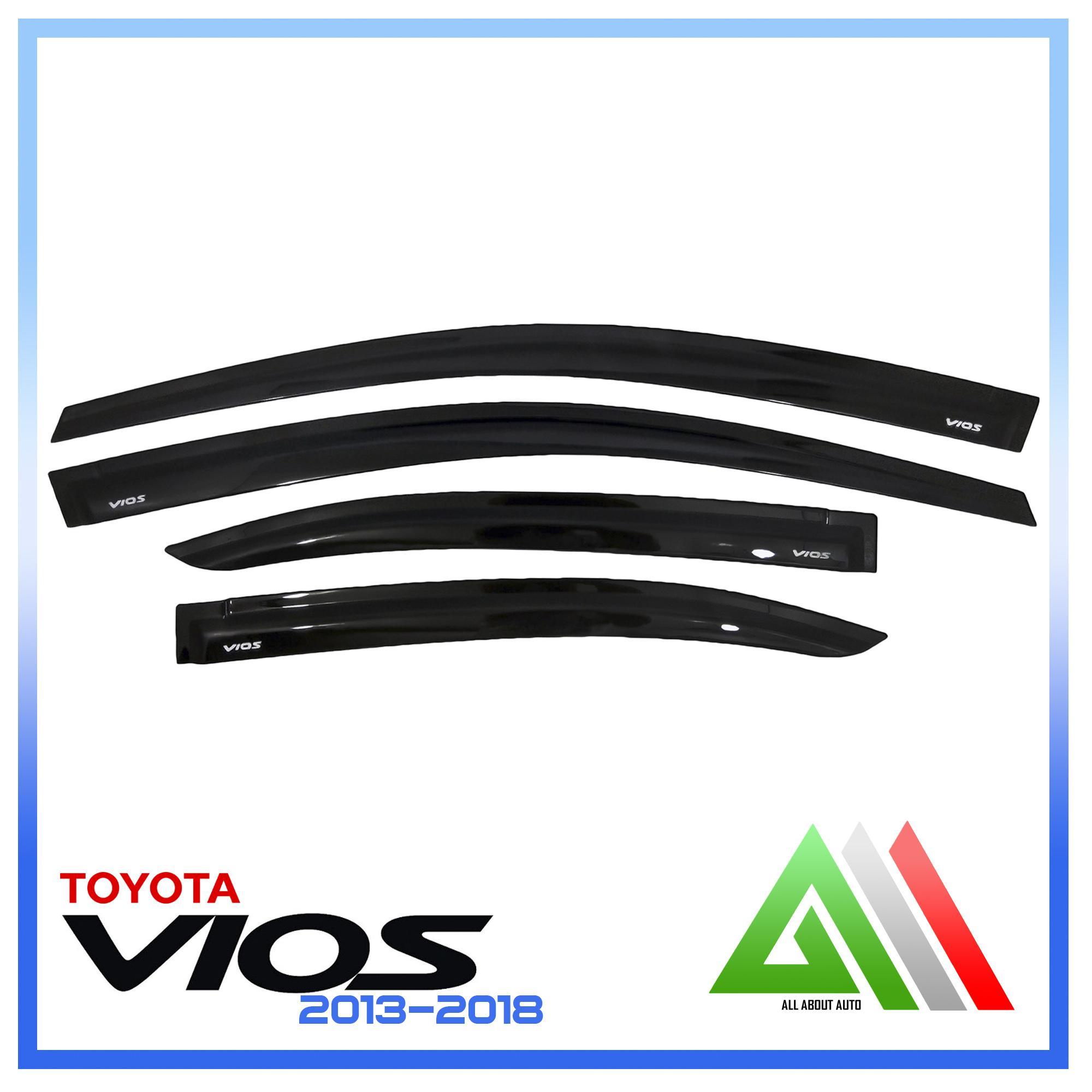 Car Shades For Sale Sun Shade Online Brands Prices Reviews 1995 Explorer Radio Wiring Behind Dash Toyota Vios 2018 Oem Type Rain Guard Window Visor Made In Thailand