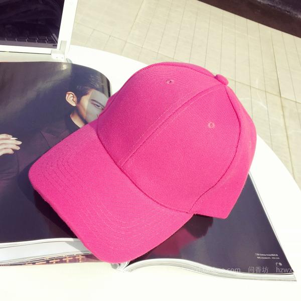 AMOG Plain Unisex Fashion Baseball Cap Cool Cap Free Size 8583b5df90be
