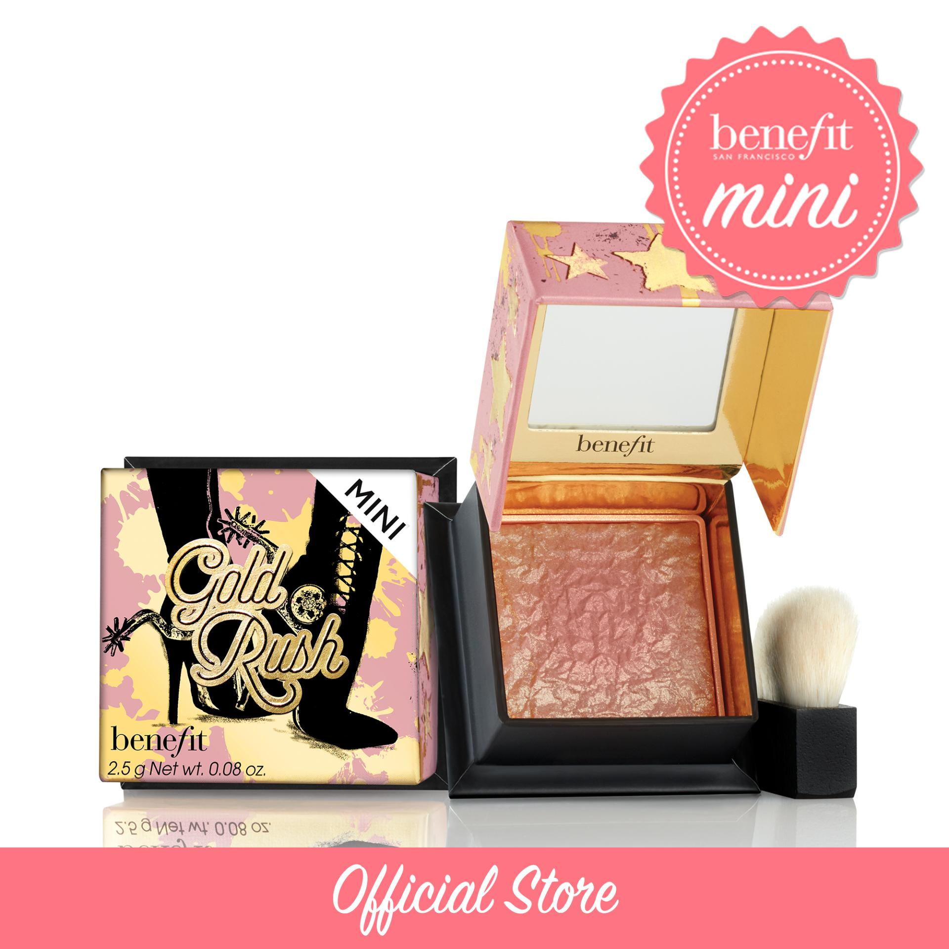 Benefit Gold Rush mini Philippines