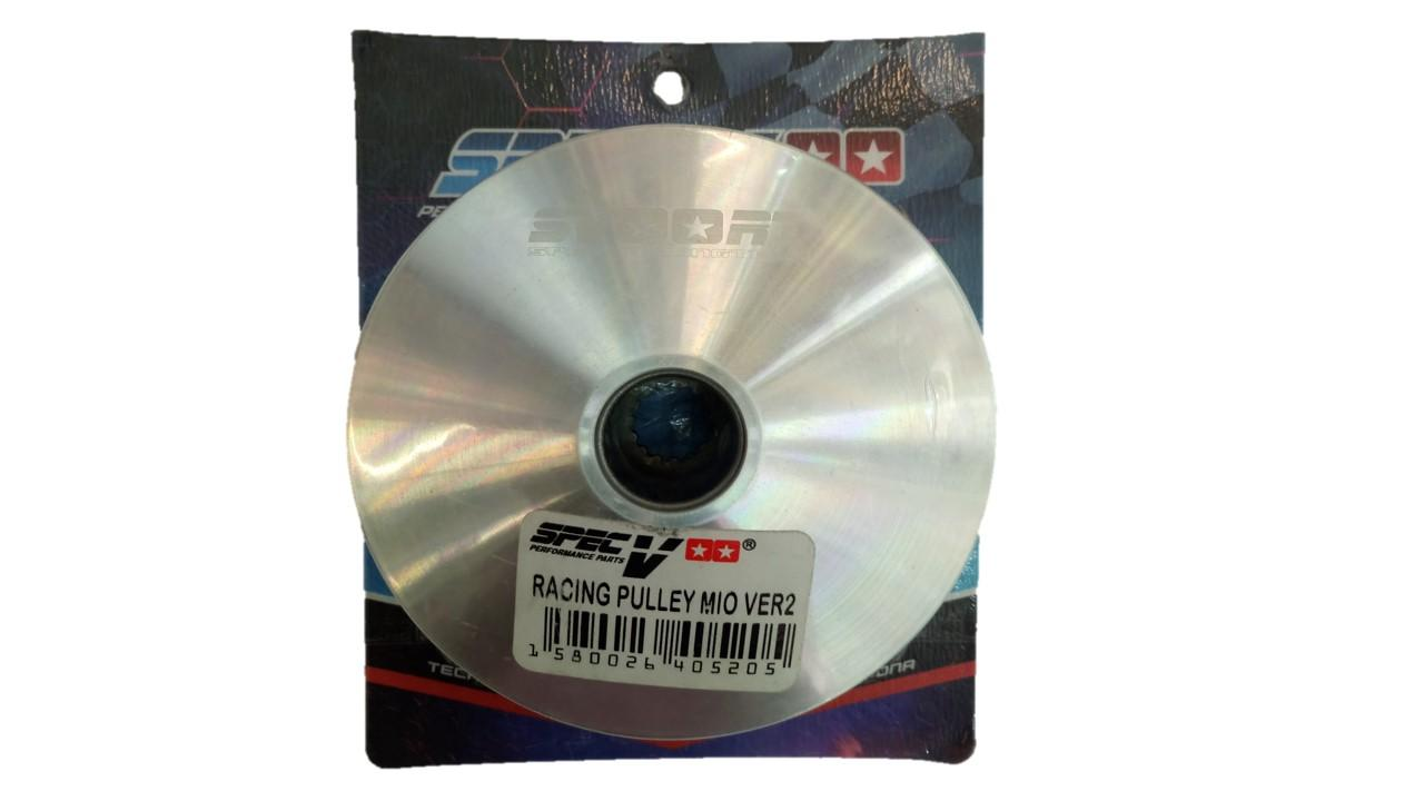 Spec V Motorcycle Racing Pulley Mio By Mixies Shoppers Center.