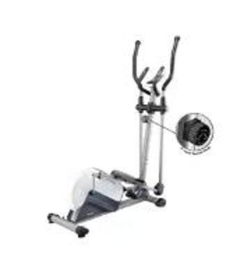 Magnetic Elliptical Trainer 93040 Lifegear By Teresita Sports.