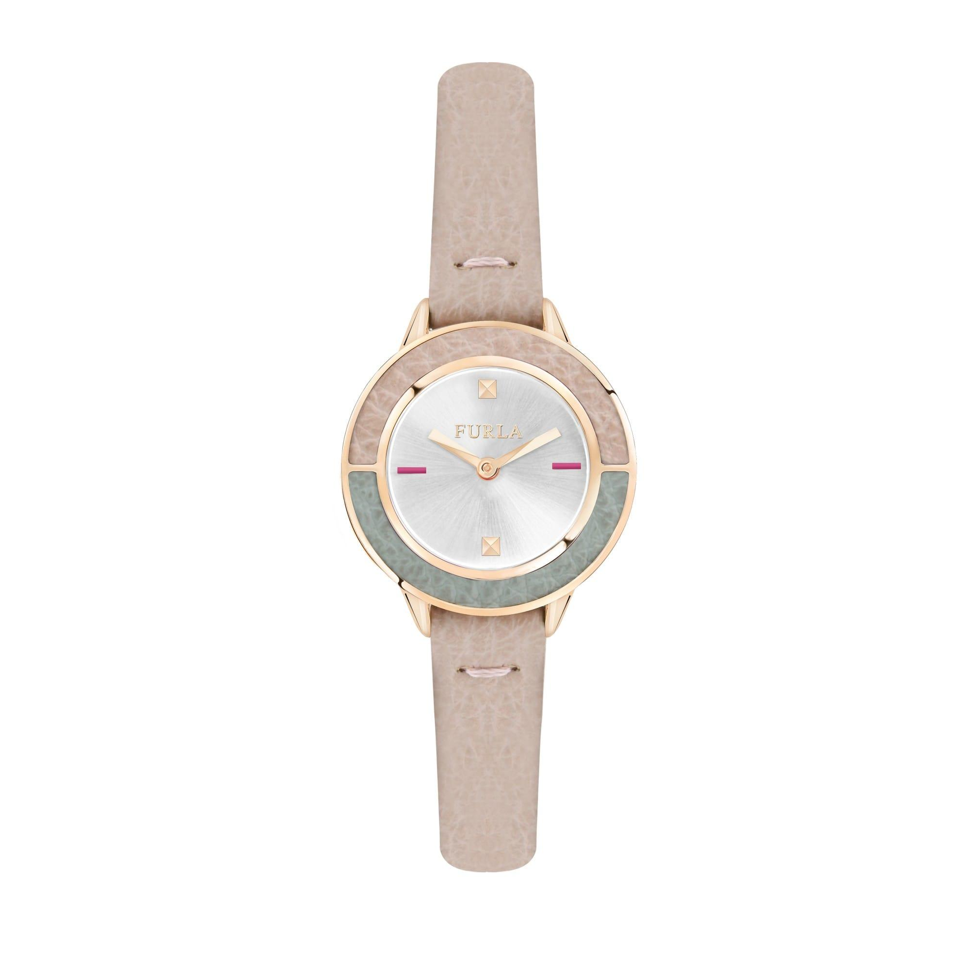 Furla Philippines Price List Watches Bags Sunglasses For Club Brown 26mm Leather Strap Quartz Womens Watch R4251109509 Intl
