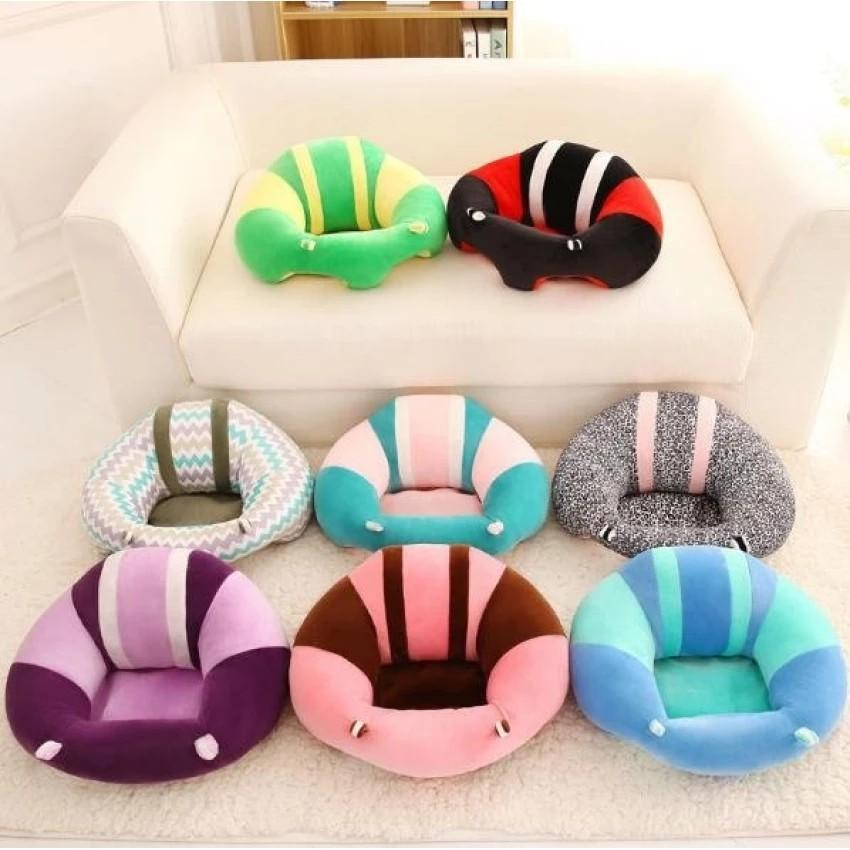 Cute Baby Support Seat Soft Chair Pillow Cushion Sofa For 0-2 Year Plush Toys For Boy By Luckylkh2 Shop.