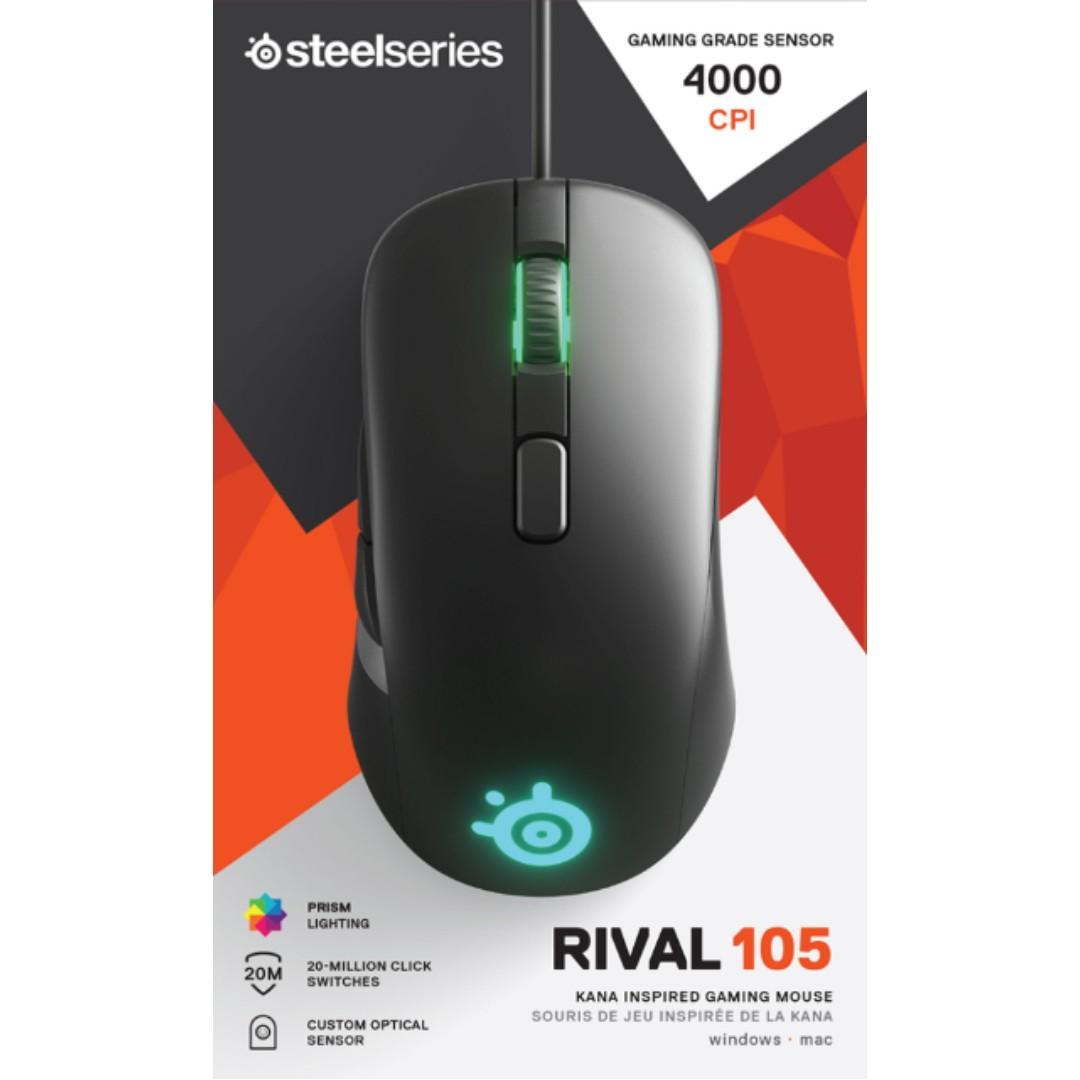 Steelseries Computer Mouse Philippines Pc Mice For Rival 300 Csgo Hyper Beast Edition 105